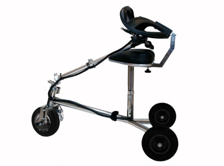 SmartScoot The Foldable Mobility Scooter