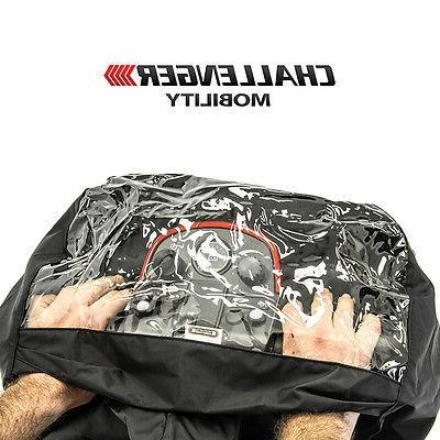 TILLER COVER Rain Protection Mobility J410