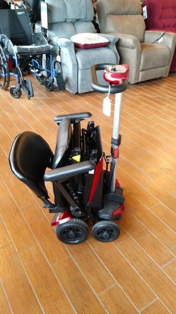 Transformer Automatic Folding Mobility Travel Battery