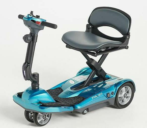 transport af automatic folding travel mobility scooter
