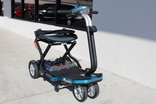 EV Transport Travel Electric Mobility SLA
