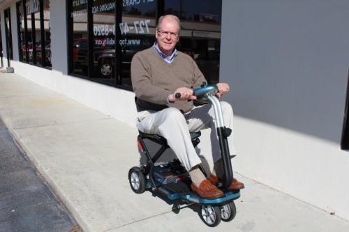 EV Folding Travel Electric Mobility SLA
