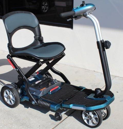 EV Rider Transport Travel Electric SLA