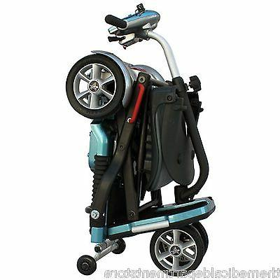 EV Rider Power Electric Travel Scooter