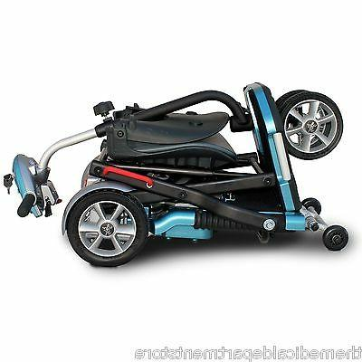 EV Rider Transport Power Mobility Electric Scooter SLA Batteries