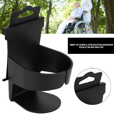 universal cup holder stroller walker wheelchair mobility