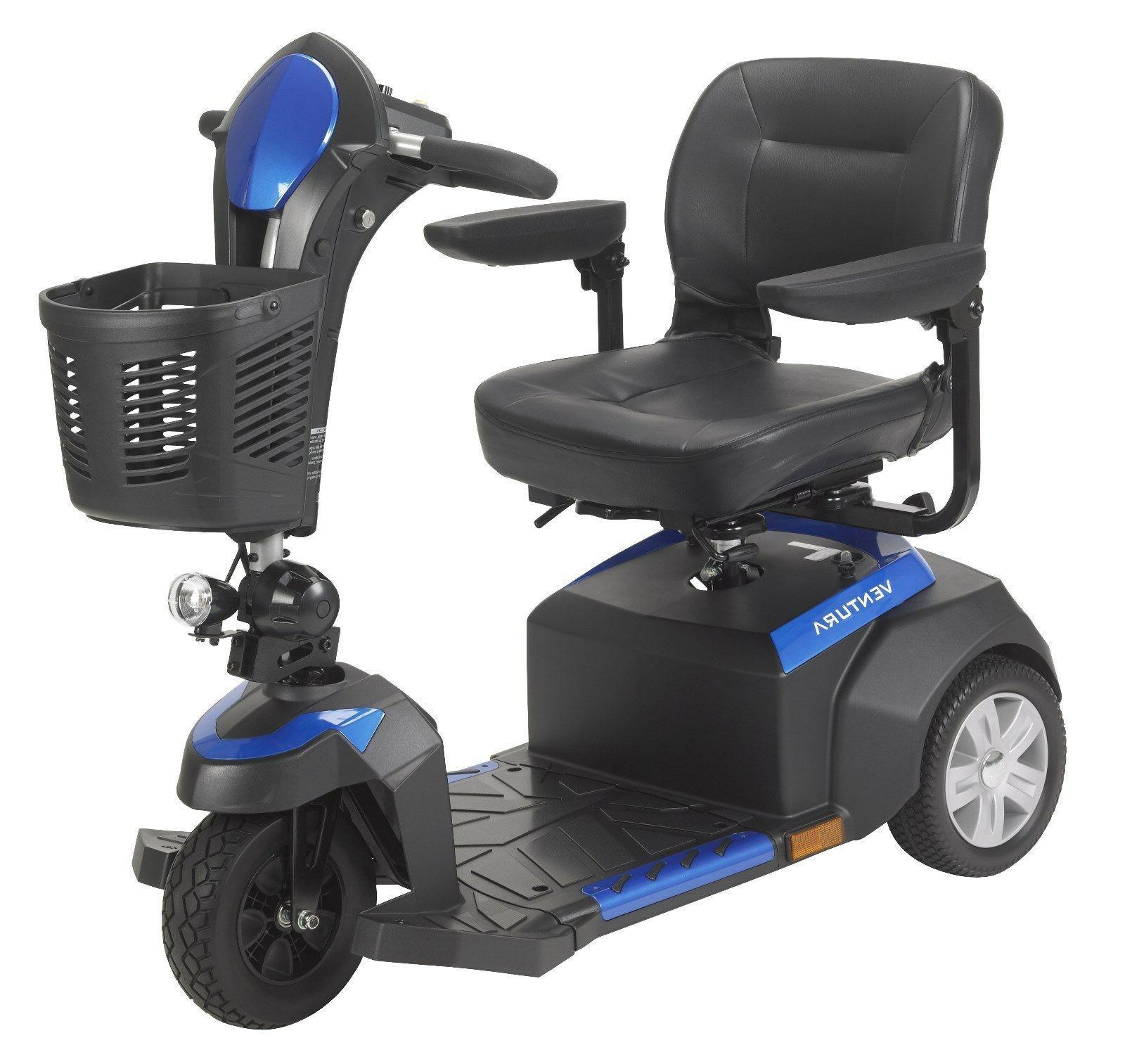 Ventura Power Mobility 3 Wheel, Make