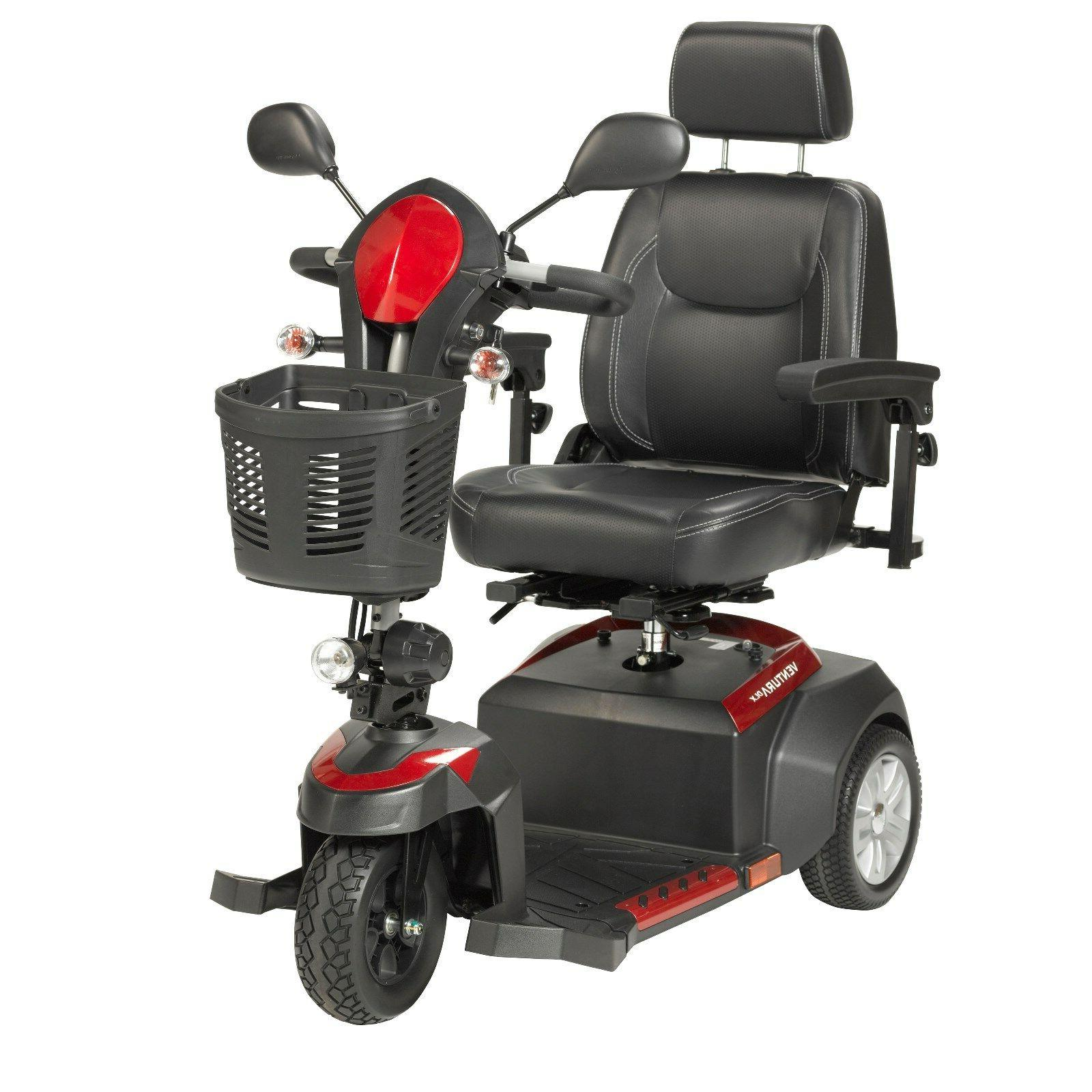 ventura power mobility scooter 3 or 4