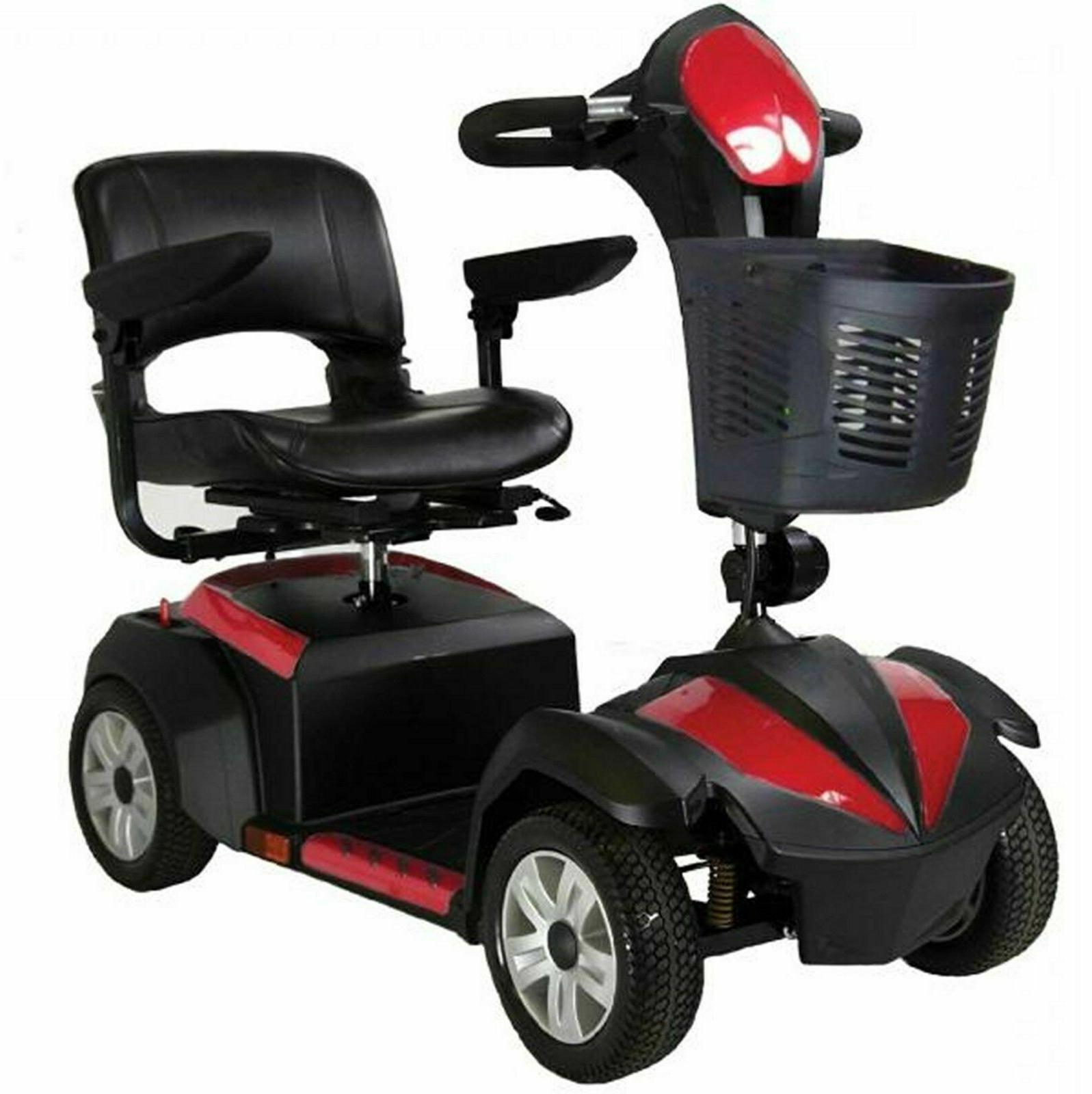 new ventura418fs ventura power mobility scooter 4