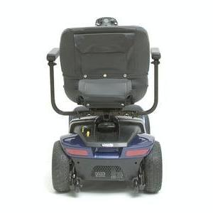 VICTORY 9 Pride 4-wheel Electric Scooter BLUE +