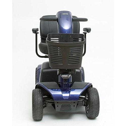 4-wheel Scooter BLUE Accessories