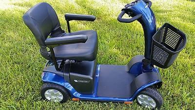victory sport 4 wheeled mobility scooter plus