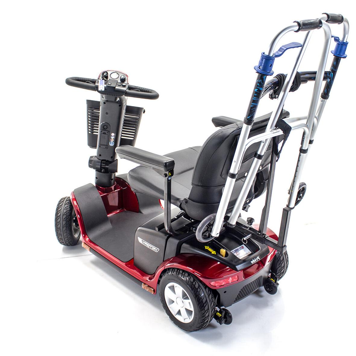 WALKER for Pride, Merits, Golden, Challenger Mobility Scooter