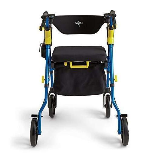 Walker Premium Folding Rollator Wheels