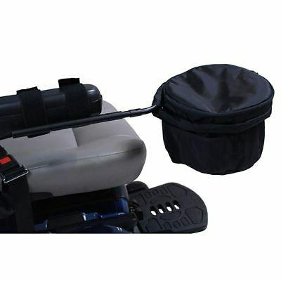 Wheelchair and Diestco Front Storage Bag