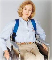 Wheelchair Posture Support - M/L