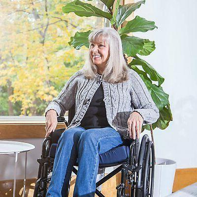 Wheelchair Cushion Pad Mobility Car Office