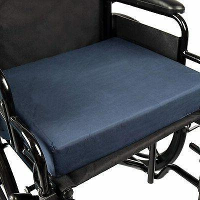 Wheelchair Foam Pad Mobility Scooter Car Office Support