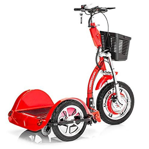 Challenger X Electric Recreational W Power, 18mph