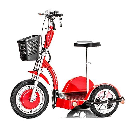 Challenger Mobility Recreational Scooter 750 W Power,