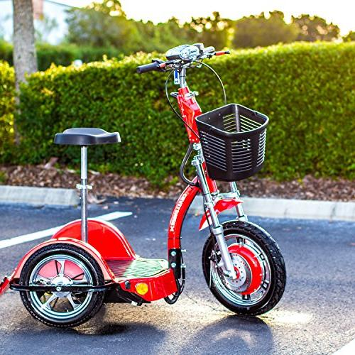 Challenger Recreational Scooter 750 W Power,