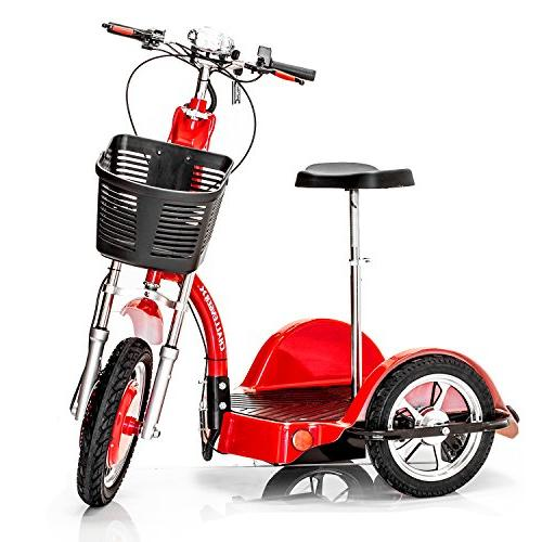 x electric recreational scooter power