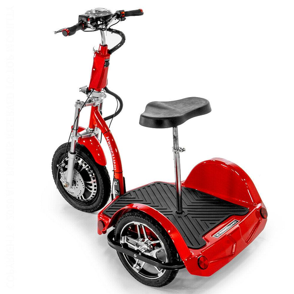 Challenger Fast Mobility Scooter, Ride