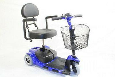 Zip'r Compact Transport Small Lightweight Scooter
