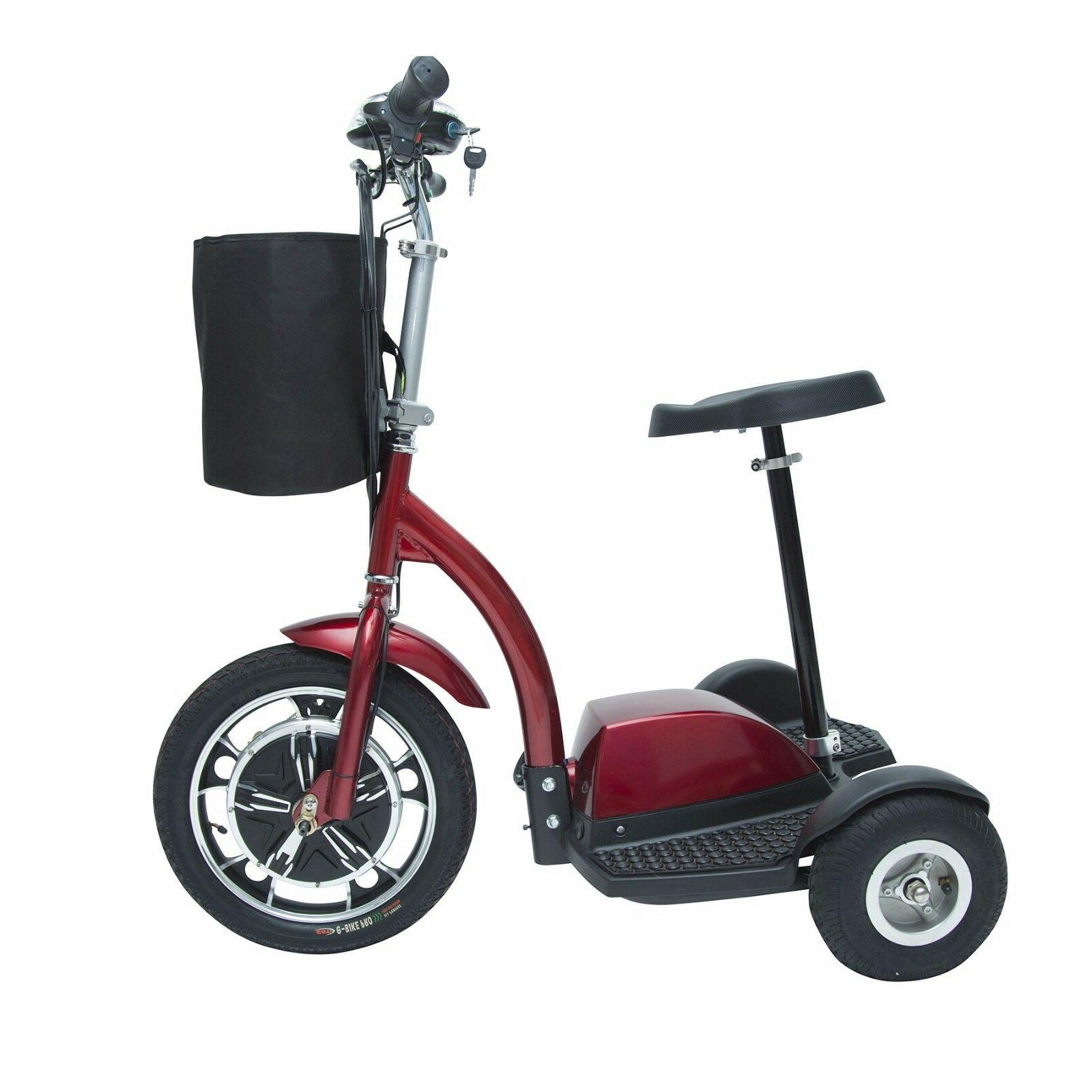 Drive Medical ZooMe3 Wheel Goes up 15 mph, 300
