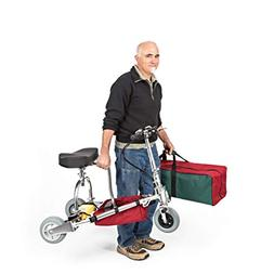 TravelScoot Lightweight 34 lbs Ultra Portable Travel Electri