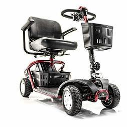 LITERIDER 4-Wheel Portable Travel Full Size Electric Mobilit