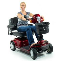 Pride Mobility MAXIMA Bariatric 500 lbs Heavy Duty Electric