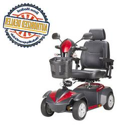 Drive Medical VENTURA418CS Ventura Power Mobility, 4 Wheel,