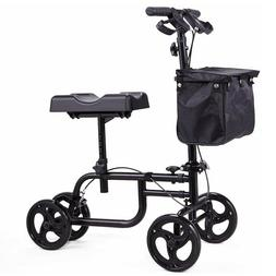 Mobility Equipment Walker Deluxe Steerable Cycle Knee Scoote
