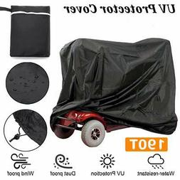66.3 x 23.8 x 45.6 inch Mobility Scooter Cover,Waterproof Ny