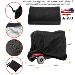 Mobility Scooter Storage Cover Wheelchair Rain Waterproof Pr