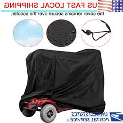 Mobility Scooter Storage Cover Wheelchair Waterproof Rain Pr