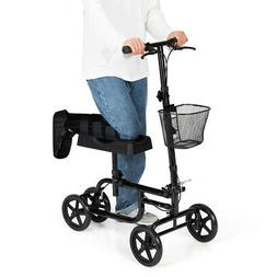 Mobility Steerable Knee Walker Foldable Medical Knee Scooter