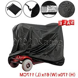 scooter Mobility Storage Cover Heavy Duty Lightweight Rain P
