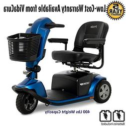 Pride Mobility Victory 10.2 3-Wheel Electric Scooter S6102 N