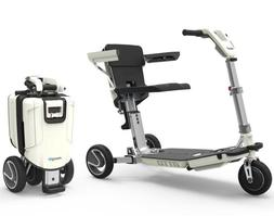 MovingLife ATTO High-End Folding Lightweight Mobility Scoote