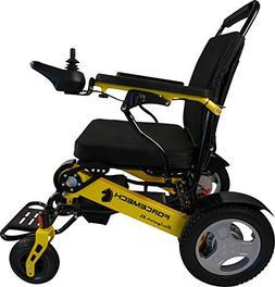 Forcemech Navigator XL - Premium Folding Electric Wheelchair