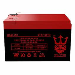 Neptune Power NT-12120 Replacement Battery for Shoprider Ech