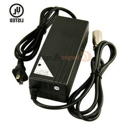 New 24 Volt 4A 96W XLR Mobility Battery Charger For Scooter