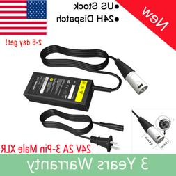 48W 2A QUALITY MOBILITY SCOOTER BATTERY CHARGER FOR PRIDE GO