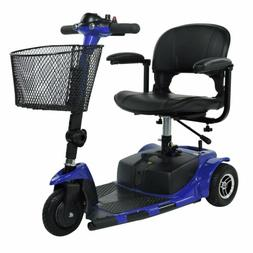 3 Wheel Power Scooter Medical Mobility Disability Handicap I