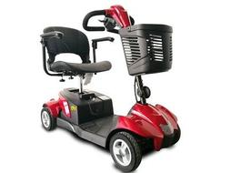 New Ev Rider CityCruzer 4 Wheels Transportable Mobility Scoo