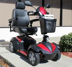 Drive VENTURA418CS Ventura Power Mobility Scooter, 4 Wheel,