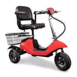 New Ewheels EW-20 Long Range High Speed Mobility Scooter Red