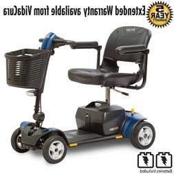 new gogo elite traveller plus 4 wheel